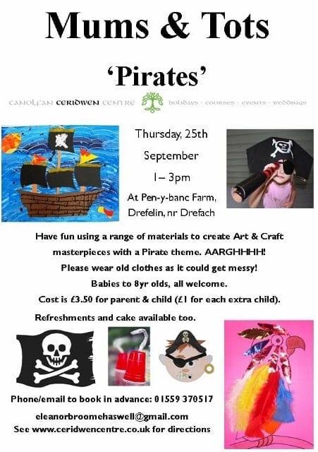 Pirates- AARGHHHHH!