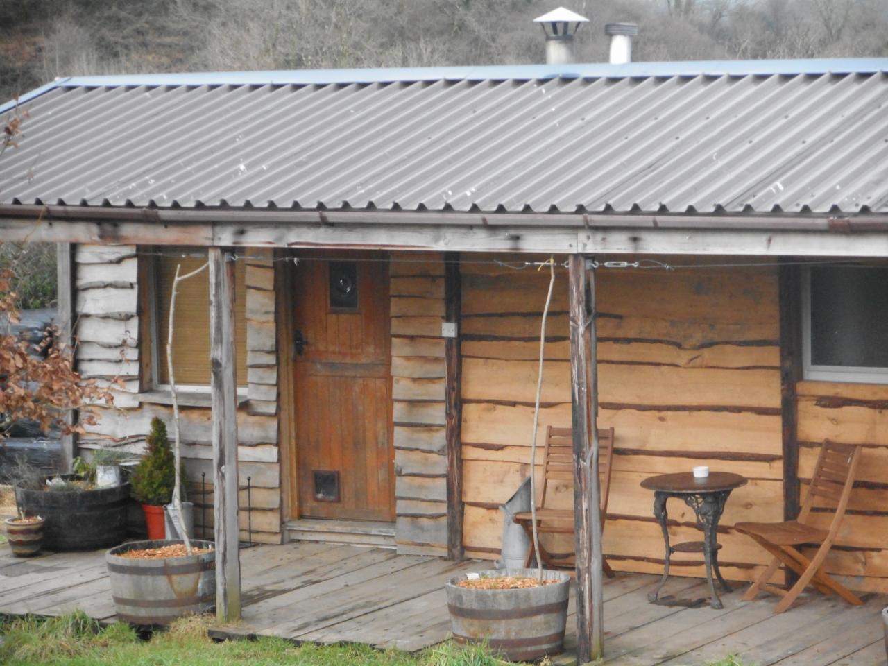 Front of gardeners lodge