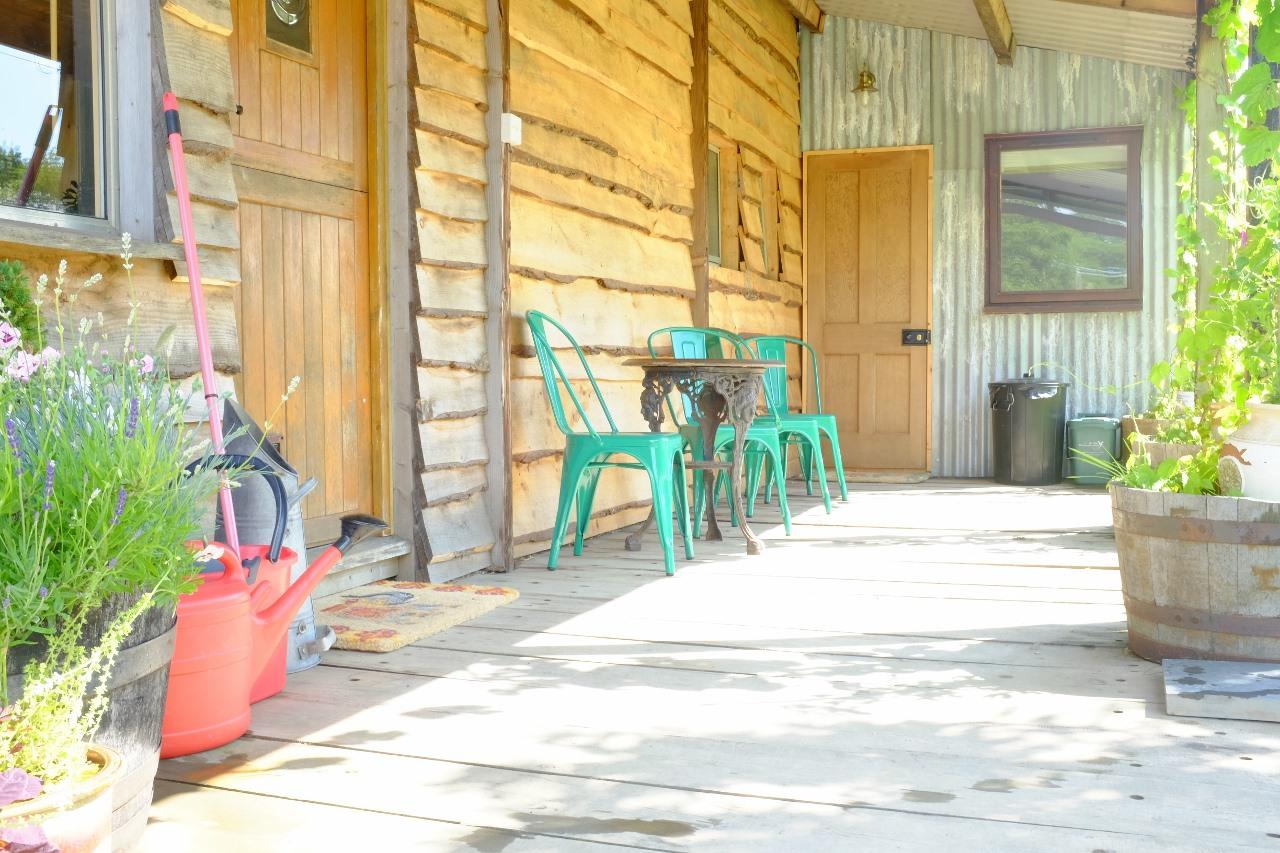 front of gardeners lodge 2