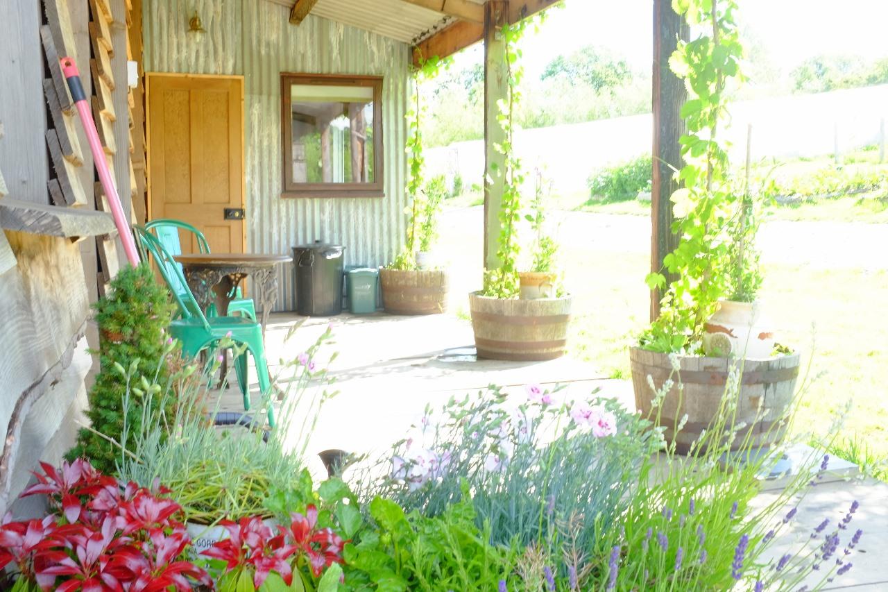 front of gardeners lodge 3