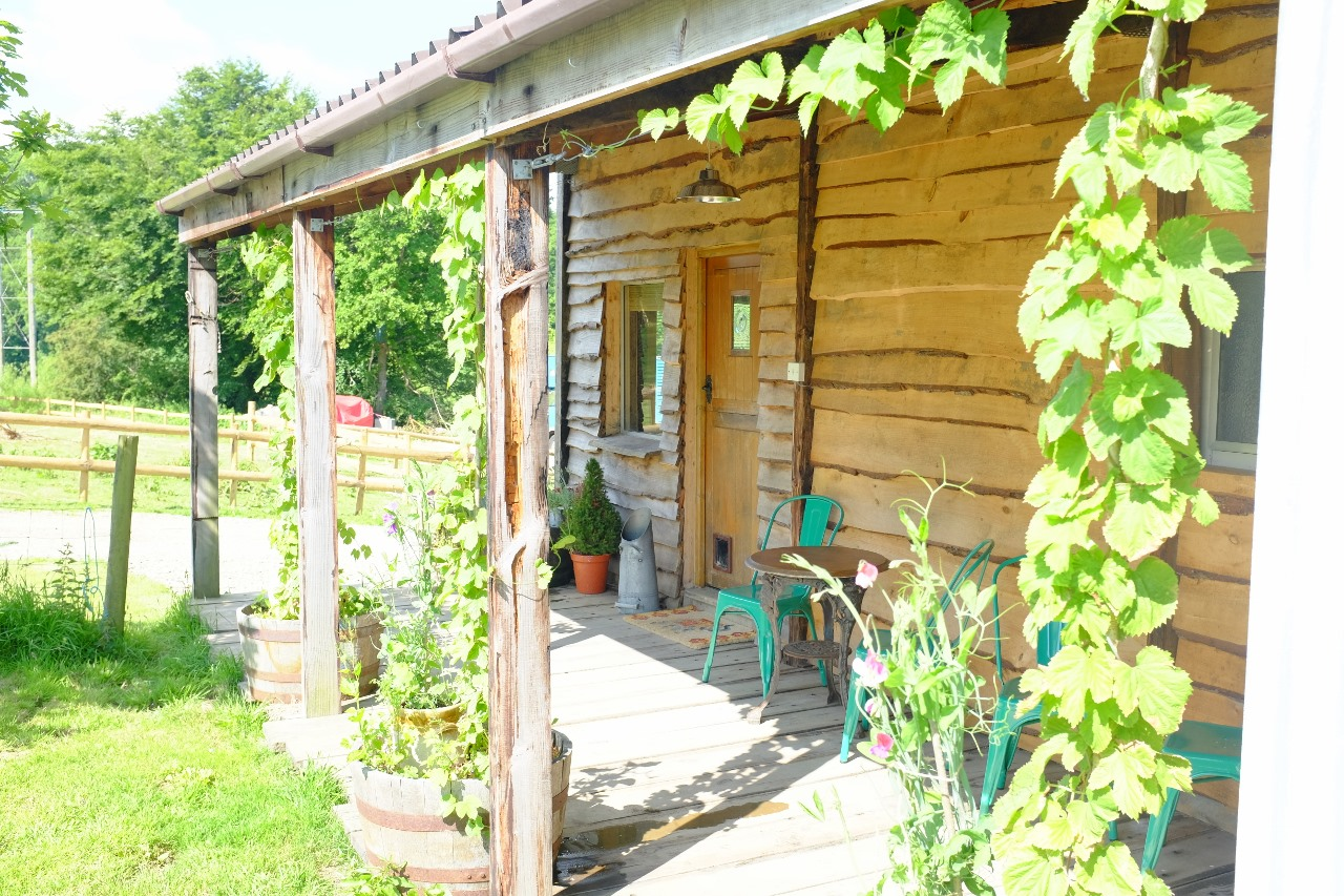 front of gardeners lodge 4