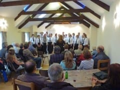 Choir in Old Dairy