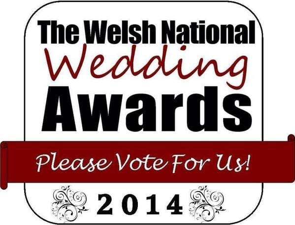 Welsh National Wedding Award 2014