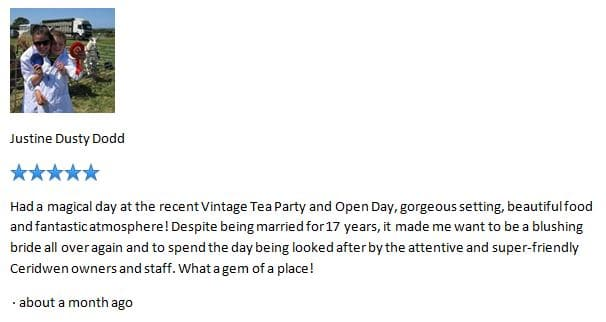 A Review from our Open Day