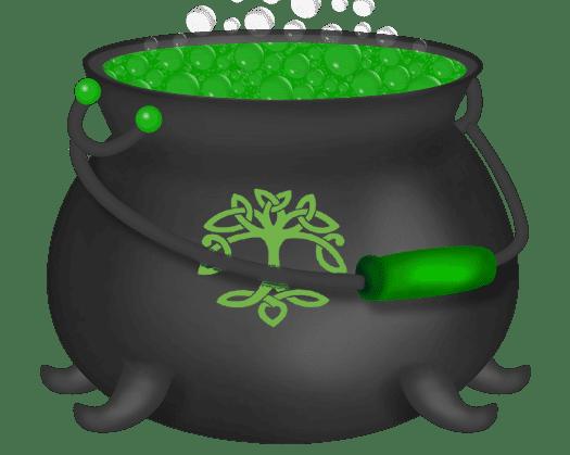 Ceridwen's Green Cauldron Scheme