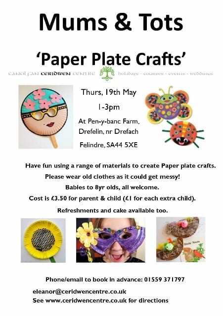 What to do with Paper plates?