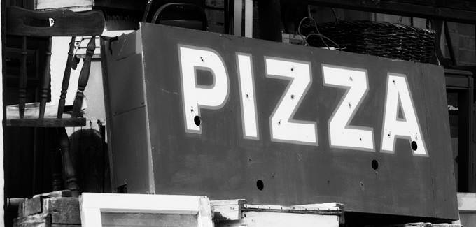 Pizza Afternoon on 21st October, 3-8pm