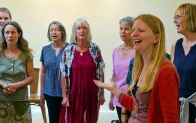 Wake up & Sing Carmarthenshire, 2nd March, 10.30am-4.30pm