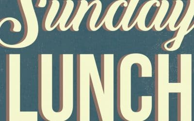 Sunday Lunch on 20th Oct & 17th Nov